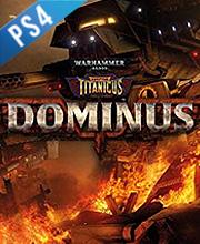 Warhammer 40K Adeptus Titanicus Dominus