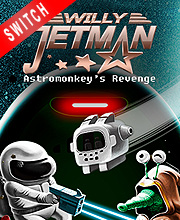 Willy Jetman Astromonkey's Revenge