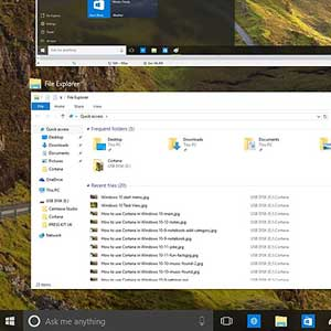 Multitasking unter Windows 10 Pro