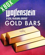 Wolfenstein Youngblood Gold Bars