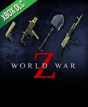 World War Z Lobo Weapon Pack
