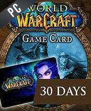 World of Warcraft 30 Tage