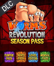 Worms Revolution Season Pass