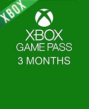 Xbox Game Pass 3 Monate