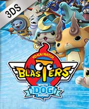 YO-KAI WATCH Blasters White Dog Squad