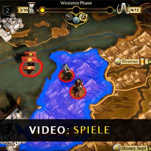 Video zum Gameplay A Game of Thrones The Board Game