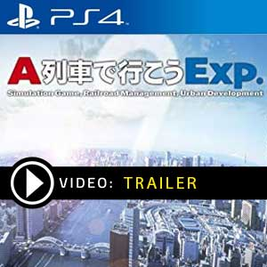 A-Train Express PS4 Prices Digital or Box Edition