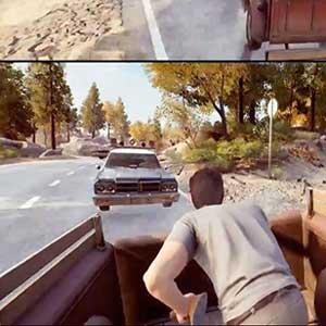 Split-Screen Co-Op Gameplay