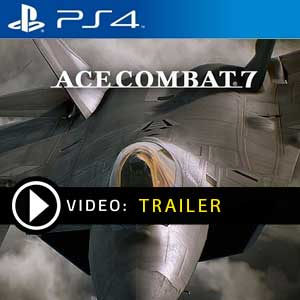 Ace Combat 7 PS4 Digital Download und Box Edition
