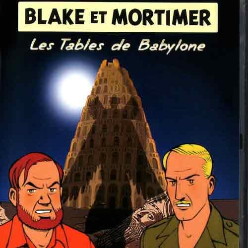Blake et Mortimer Les Tables de Babylone CD Key kaufen