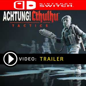 Achtung Cthulhu Tactics Nintendo Switch Digital Download und Box Edition