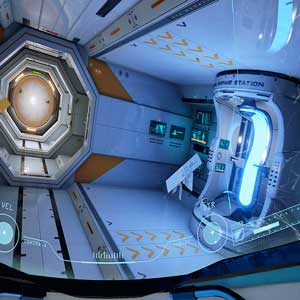 Adr1ft Reparieren Station