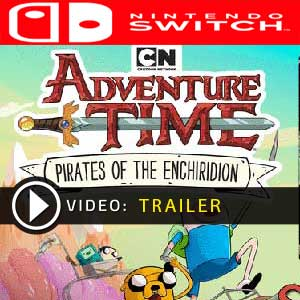 Adventure Time Pirates Of The Enchiridion Nintendo Switch Digital Download und Box Edition