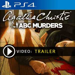 Agatha Christie The ABC Murders PS4 Digital Download und Box Edition