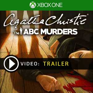 Agatha Christie The ABC Murders Xbox One Digital Download und Box Edition
