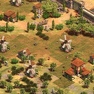 Age of Empires 2 Definitive Edition Bauernhof