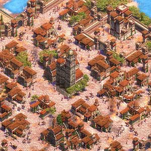 Age of Empires 2 Definitive Edition Stadt