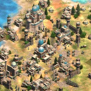 Age of Empires 2 Definitive Edition Persische Architektur