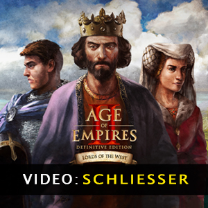 Age of Empires 2 Definitive Edition Lords of the West Trailer Video