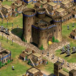 Age of Empires 2 HD Burg Alter