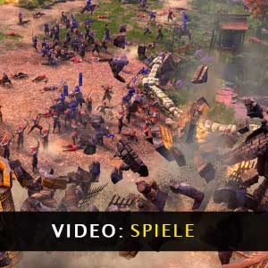 Age of Empires 3 Definitive Edition Video zum Gameplay