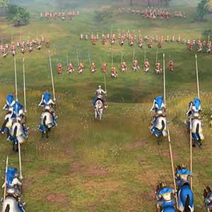Age of Empires 4 Königliche Ritter