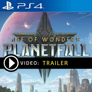 Age of Wonders Planetfall PS4 Digital Download und Box Edition