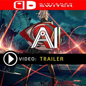 AI The Somnium Files Nintendo Switch Digital Download und Box Edition