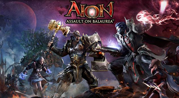 Kaufen Aion Assault on Balaurea CD Key Preisvergleich