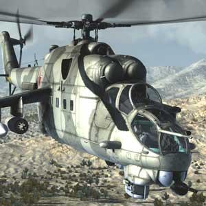 Air Missions HIND Hubschrauber