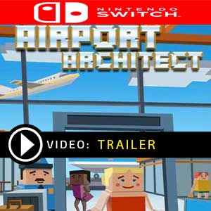 Airport Architect Nintendo Switch Digital Download und Box Edition