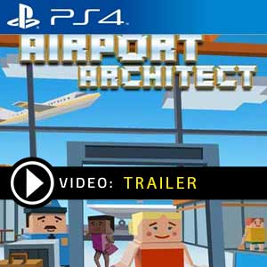 Airport Architect PS4 Code Digital Download und Box Edition