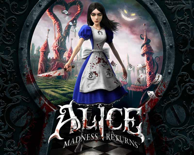 Kaufen Alice Madness Returns CD Key Preisvergleich