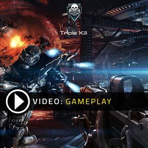 Alien Rage Gameplay Video