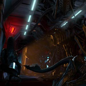 Aliens Colonial Marines Aliens