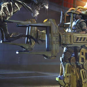Aliens Colonial Marines Boss Schlacht