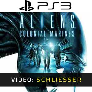 Aliens Colonial Marines PS3 Video Trailer