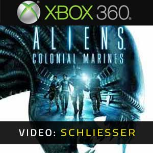 Aliens Colonial Marines Xbox 360 Video Trailer