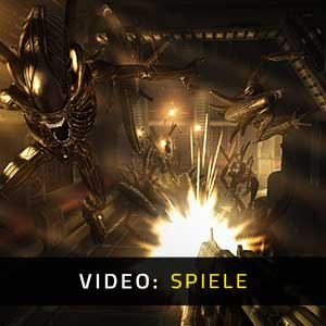 Aliens VS Predator Gameplay Video