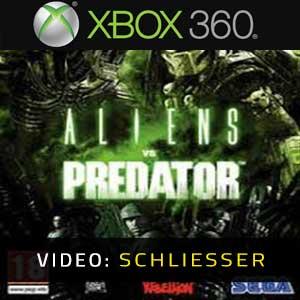 Aliens VS Predator Xbox 360 Video Trailer