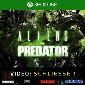 Aliens VS Predator Xbox One Video Trailer