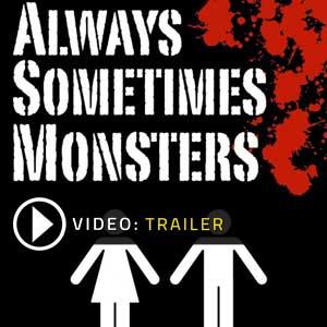 Always Sometimes Monsters Key Kaufen Preisvergleich