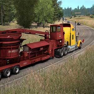 Log Harvester