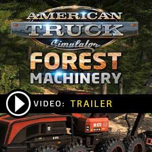 American Truck Simulator Forest Machinery Key kaufen Preisvergleich