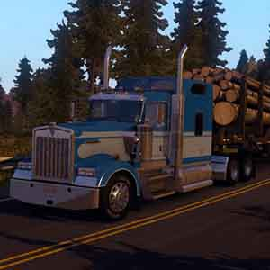 American Truck Simulator Starter Pack California Screenshot: Transport