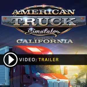 American Truck Simulator Starter Pack California Key Kaufen Preisvergleich