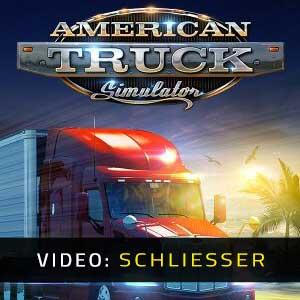 American Truck Simulator Video Trailer
