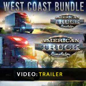 American Truck Simulator West Coast Bundle Key kaufen Preisvergleich