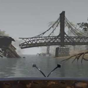 Amerzone The Explorers Legacy Brücke
