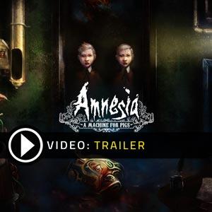 Amnesia A Machine For Pigs Key kaufen - Preisvergleich